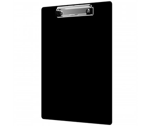 Best selling high quality personalized design custom hospital A4 size plastic clipboard with storage