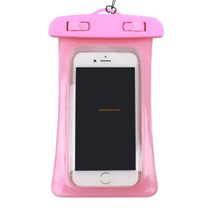 Universial waterproof phone case for iphone 6 plus, water resistant protective case for iphone 6 plus waterproof