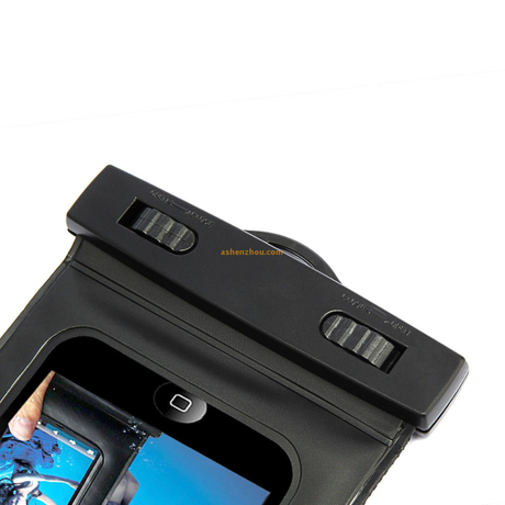 Universal waterproof phone case PVC mobile phone waterproof bag pouch, mobile accessories phone case for iphone