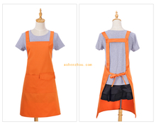 Wholesale recycle custom promotional adults kitchen restaurant bar cooking chef aprons